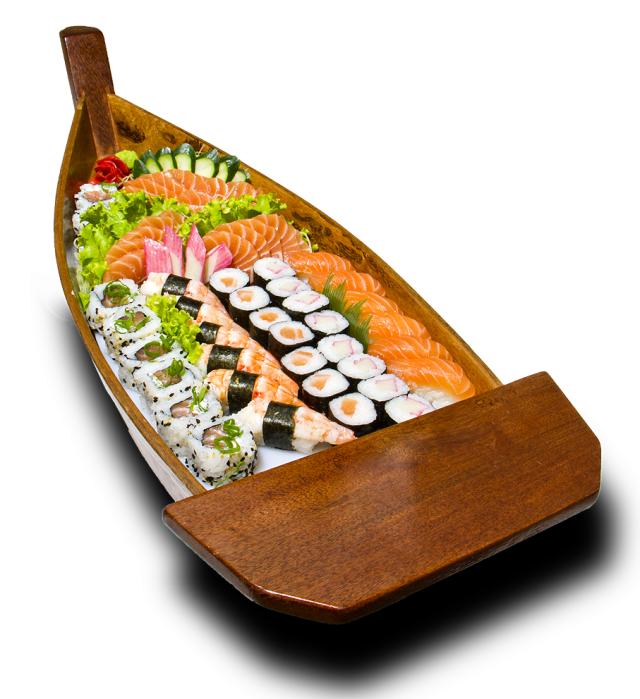 Curso de sushi on line